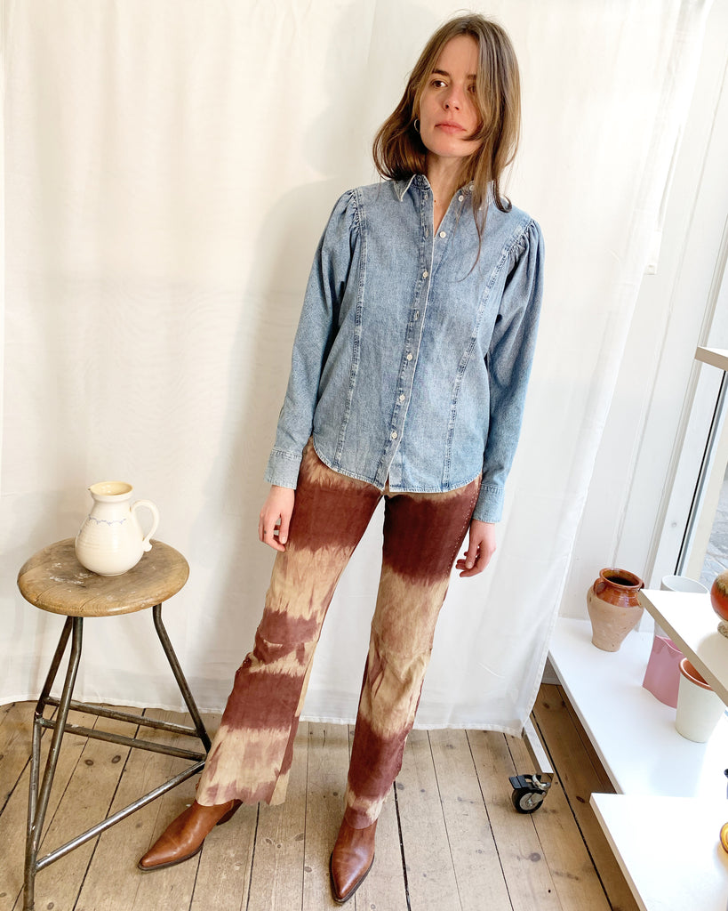 & Other Stories denim shirt