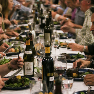 Corporate Events: Themed Wine Dinners