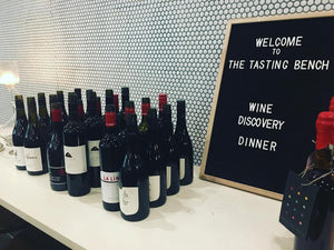 Wine Discovery Dinner - May 2018