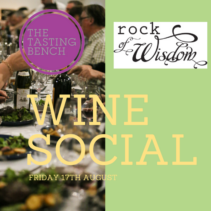 Wine Social - Rock of Wisdom