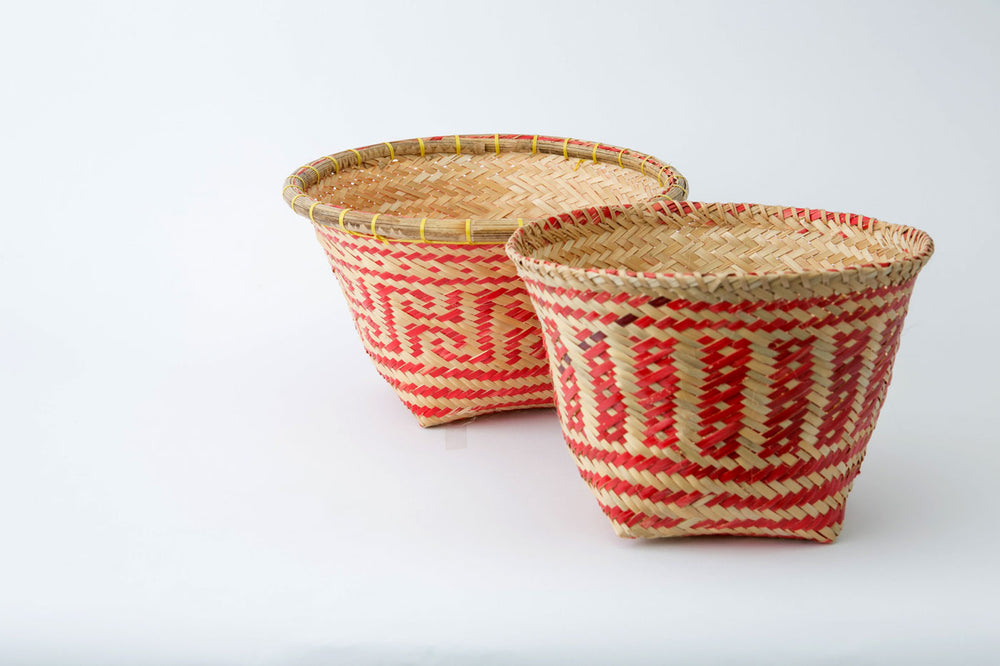 Straw Basket