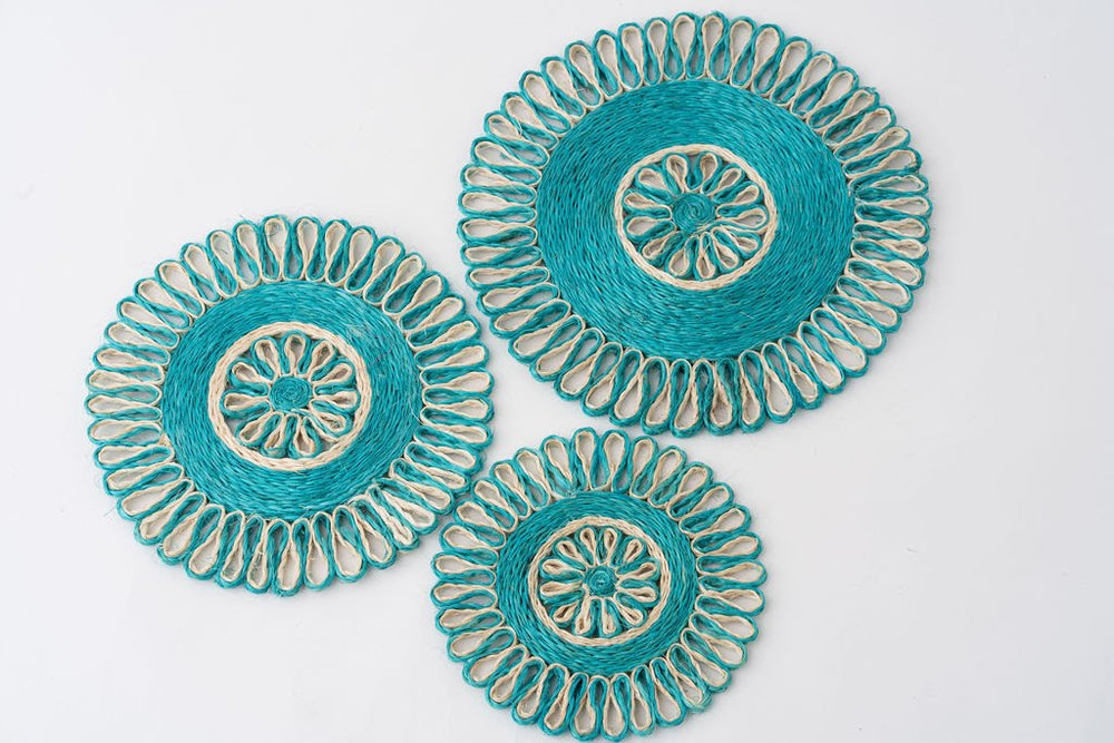 Handwoven Placemat Set