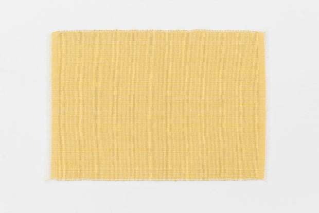 Inabel Placemat | Pastel Yellow 1