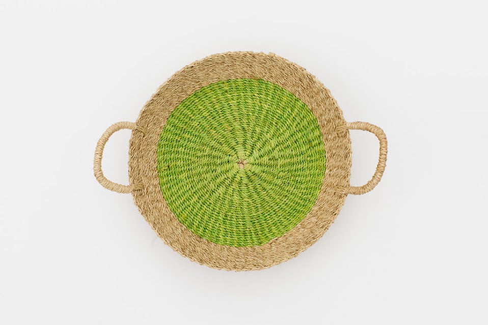 Iris Tray I Light Green