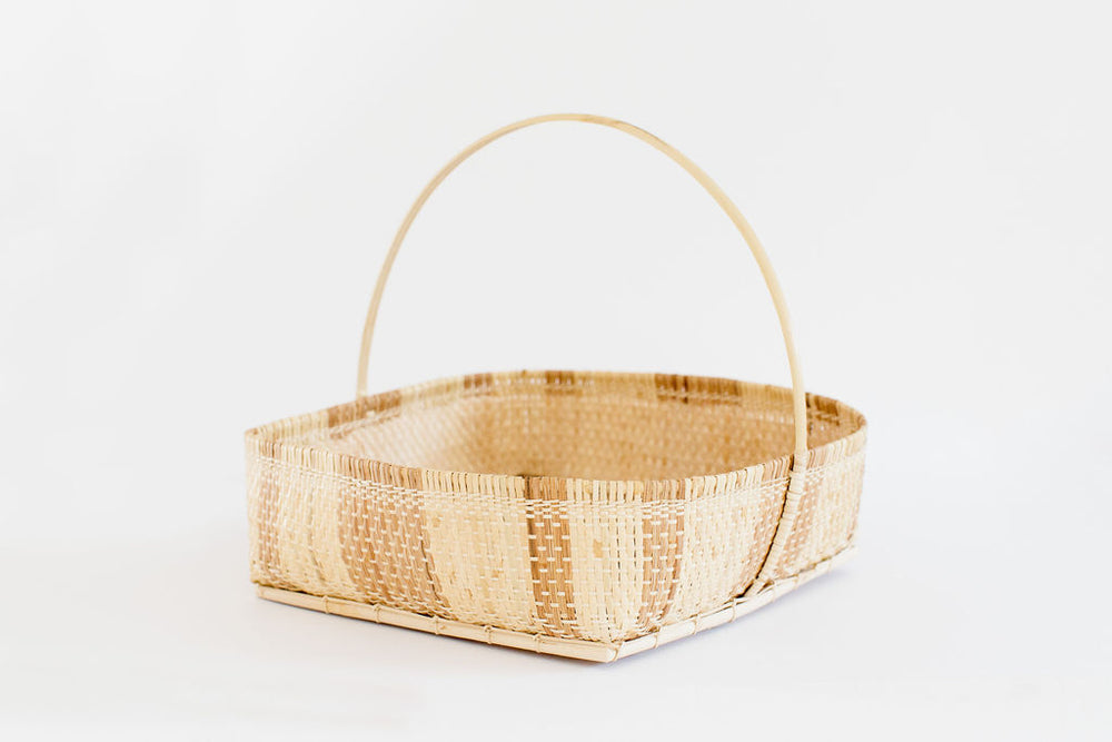 Bidayuh Basket with Handle | All Natural