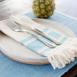 Inabel Placemat | Pastel Yellow