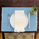 Dining Napkins | Yellow