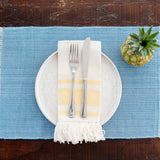 Inabel Placemat | Pastel Blue