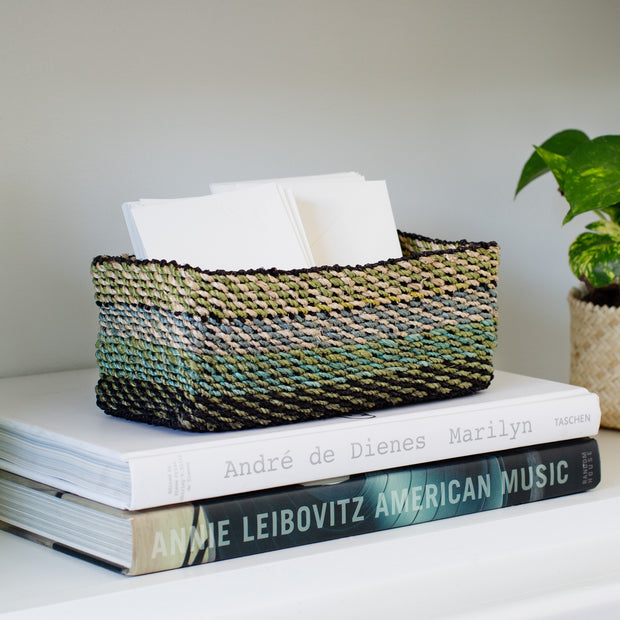 All Purpose Storage Tray | Light Green 1