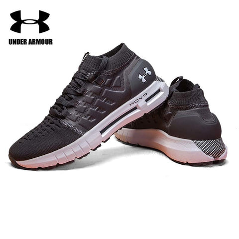 2843e40fadc2 Under Armour HOVR Phantom Mens Running Shoes Sock sneakers Zapatillas  Hombre Deportiva Cushion Lightweight Athletic Trainers