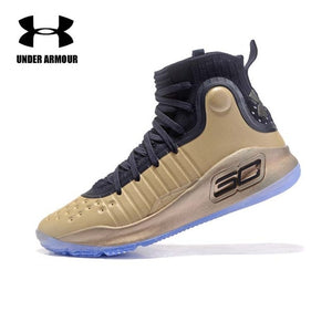 Under Armour Women Curry 4 Basketball Shoes new sock sneakers cushion  sports shoes Training Boots Zapatillas cdedf7c573c5