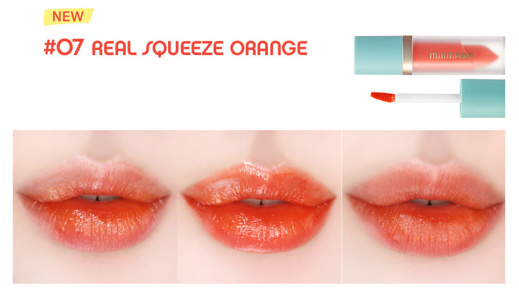 Milimage Real Squeeze Orange
