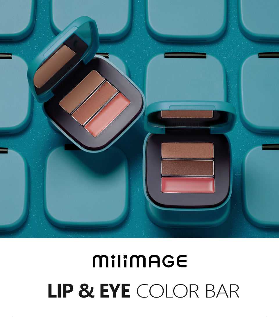 milimage LIP&EYE COLOR BAR