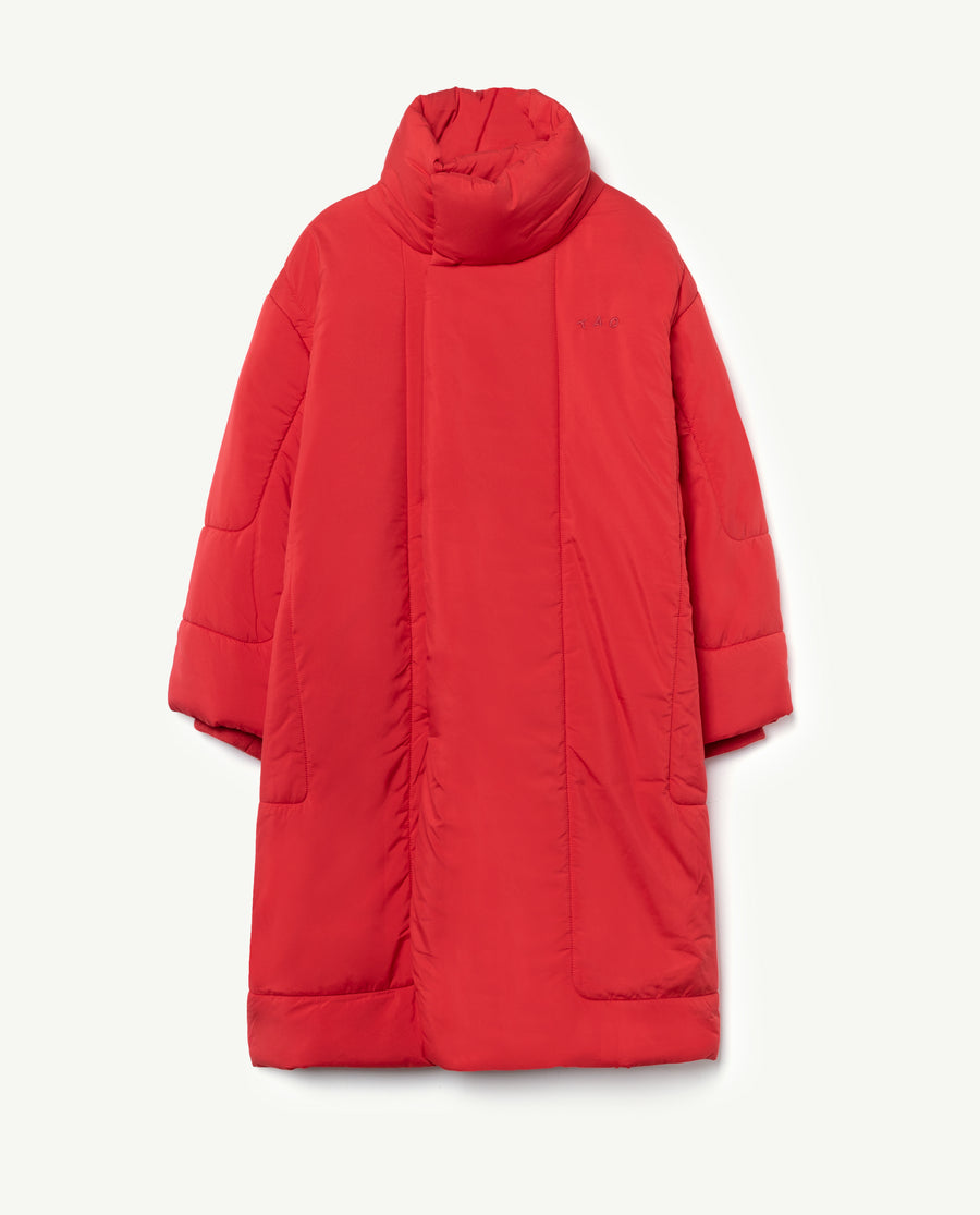 HYENA KIDS JACKET RED APPLE RED TAO
