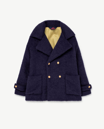 Jaguar Kids Coat Blue