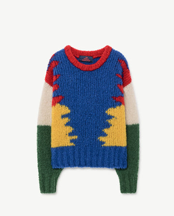 Blowfish Kids Sweater Multicolor  Blue
