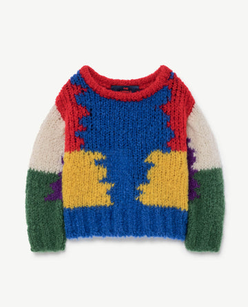 Blowfish Babies Sweater Multicolor Blue
