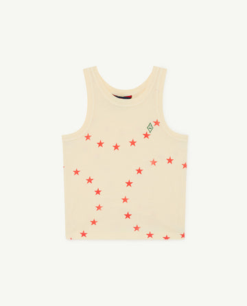 Frog Kids T-Shirt Yellow Stars
