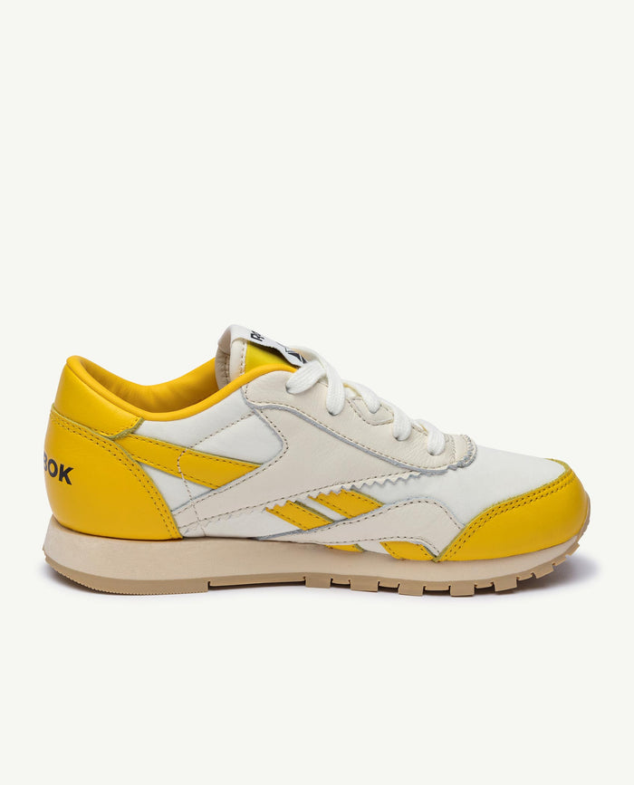 Reebok Classic Nylon Kid X The Animals Observatory Yellow