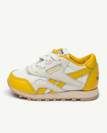 Reebok Classic Nylon Baby X The Animals Observatory Yellow