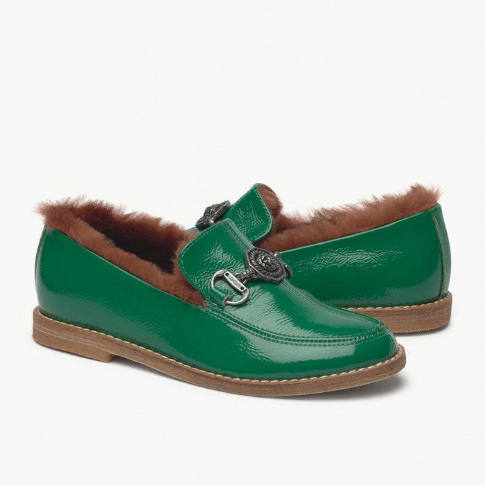 Donkey Kids Shoes Green