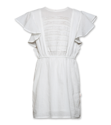 Lace Dress Offwhite