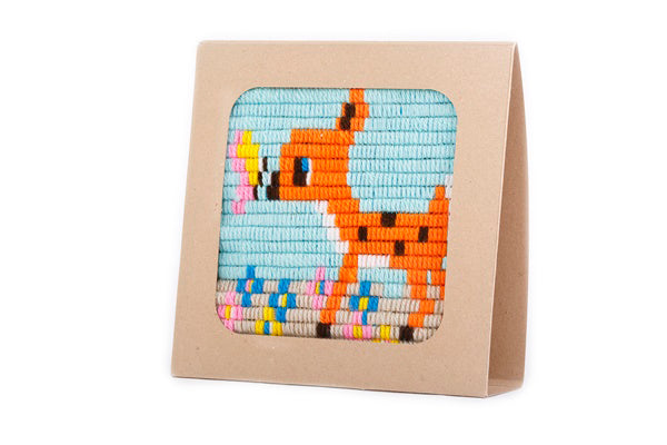 Fawn Needlepoint Kit
