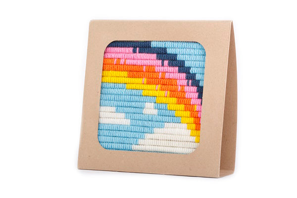 Rainbow Needlepoint Kit