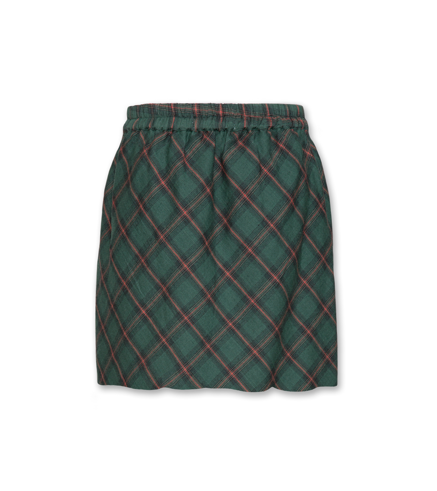 Charlie Skirt Dark Green