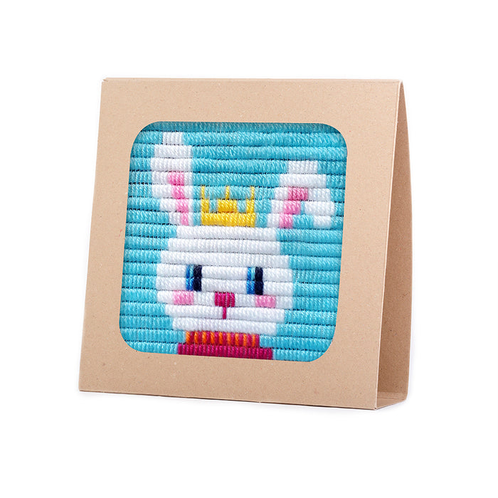 Bunny Needlepoint Kit