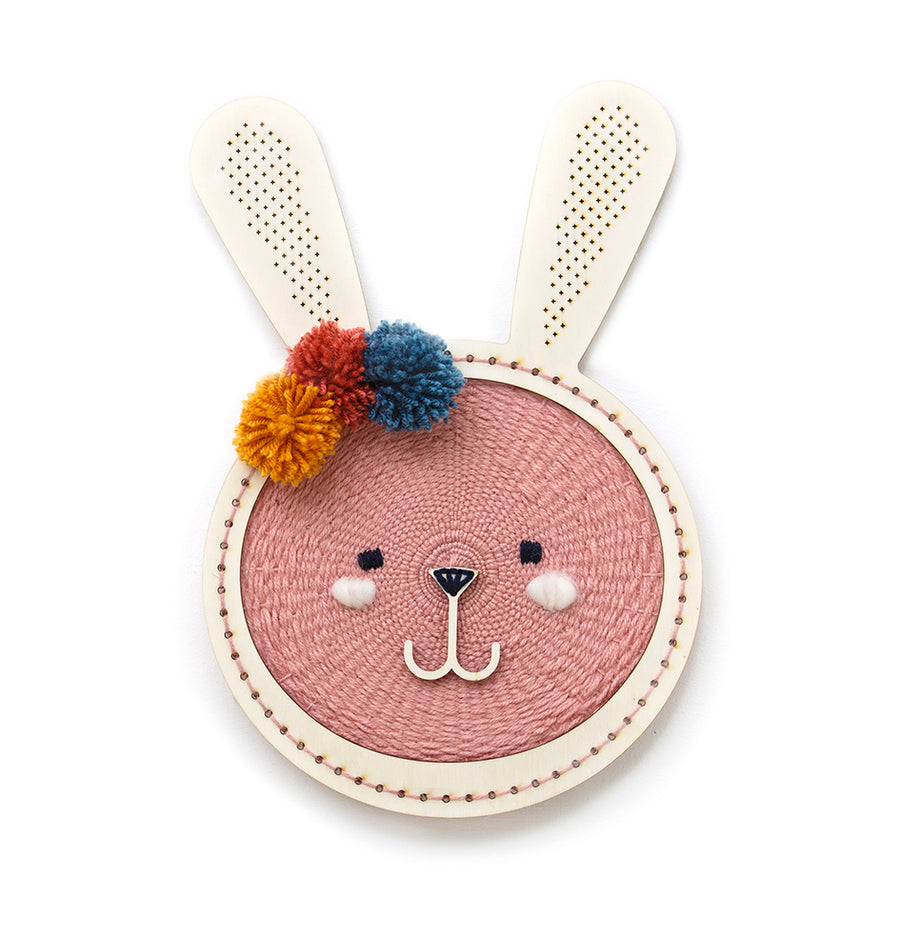 Bunny Weaving Kit
