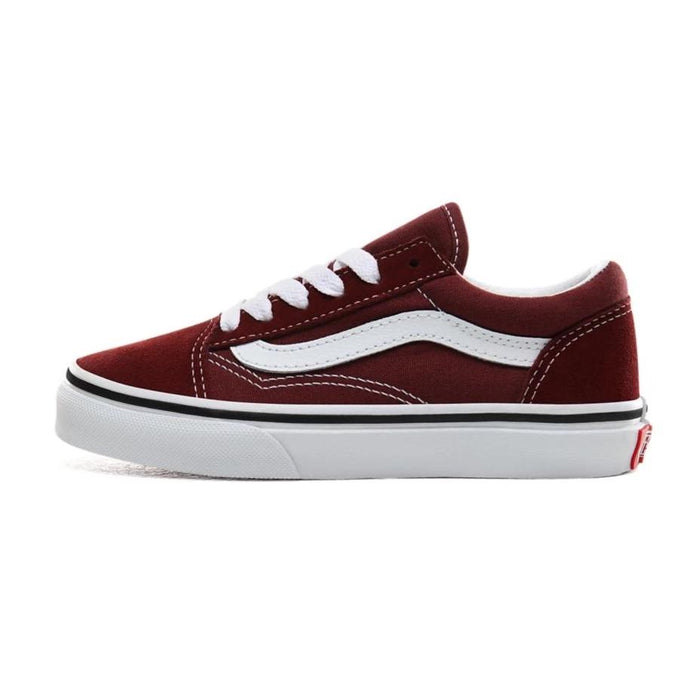 VANS Old Skool - (Suede/Canvas) Andorra-True White