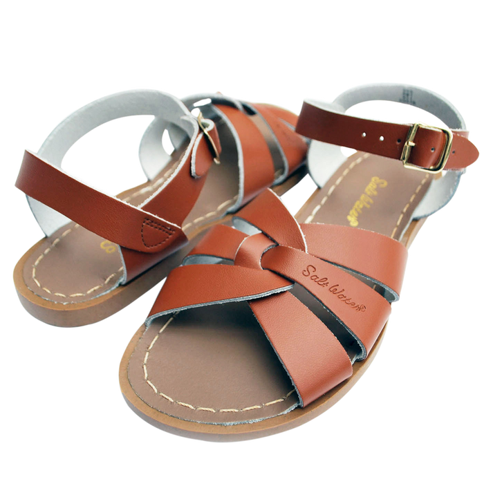 Salt Water - Sandals - Sandals Original Tan