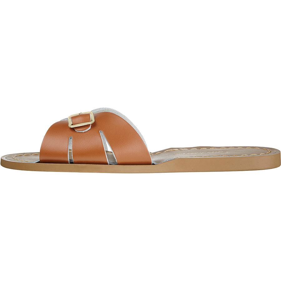 Salt Water - Sandals - Sandals Classic Slide Tan