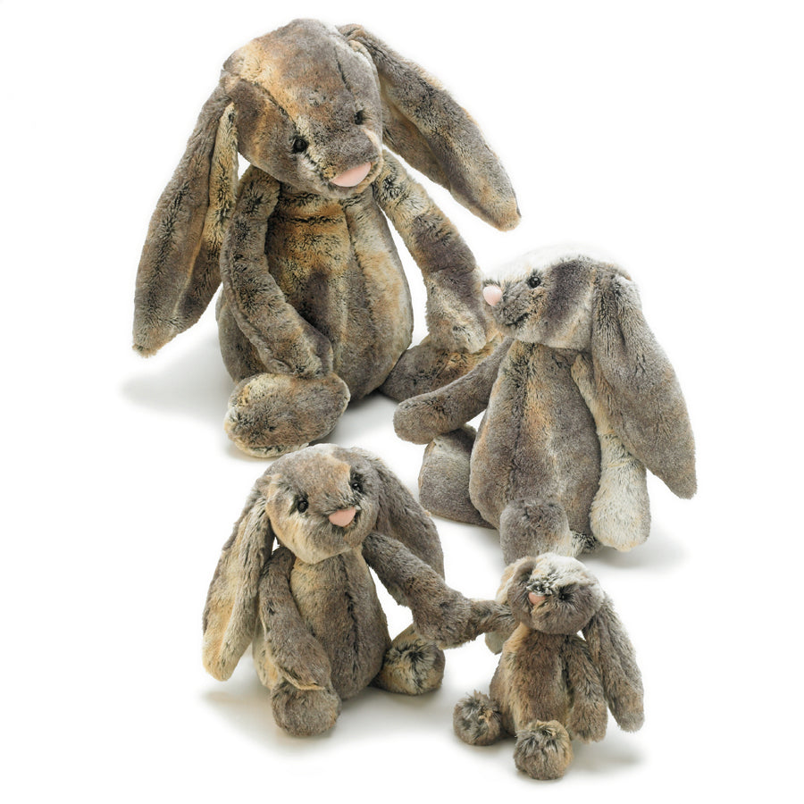 Bashful Cottontail Bunny Small