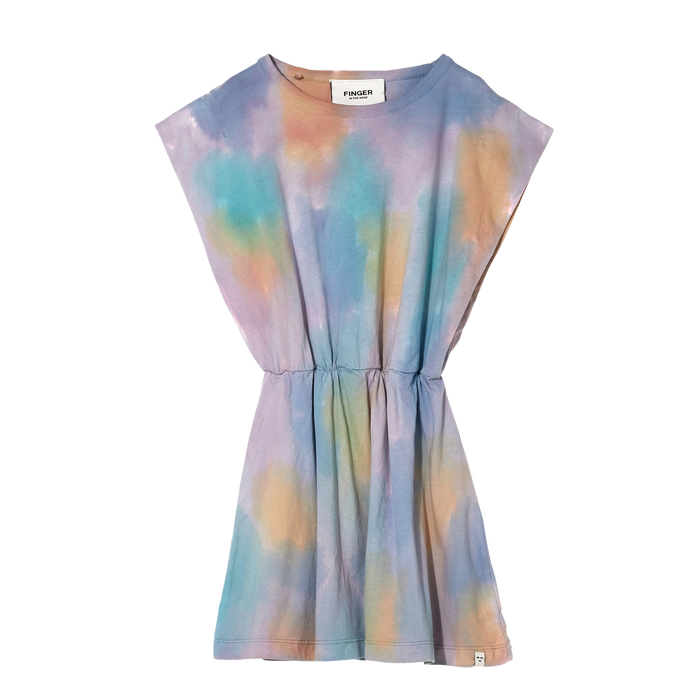 BILLIE Rainbow Tie & Dye - Sleeveless Dress