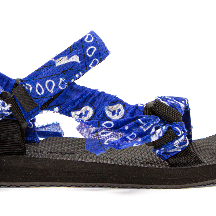 Blue Cerulean Kids Sandals