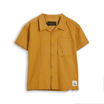Chuck Caramel - Short Sleevess Shirt