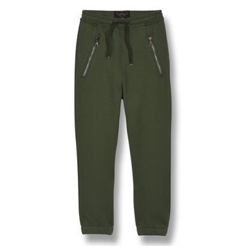 Conor Khaki - Unisex Knitted Jogging Pants