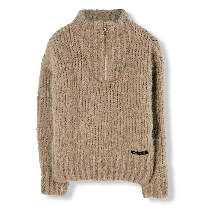 Creek Mastic - Zipped Jumper