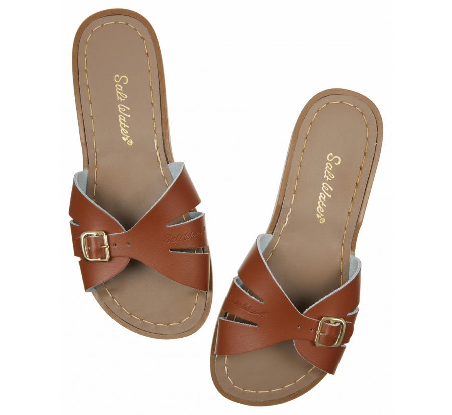 Sandals Classic Slide Tan
