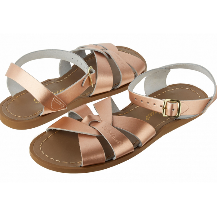 Salt Water - Sandals - Sandals Original Rose Gold