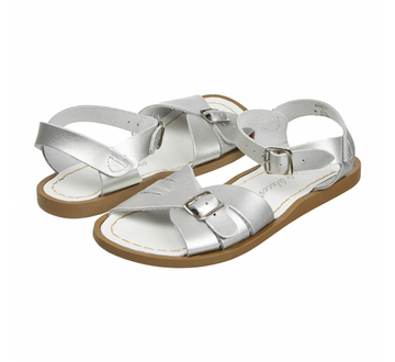 Sandals Classic Silver