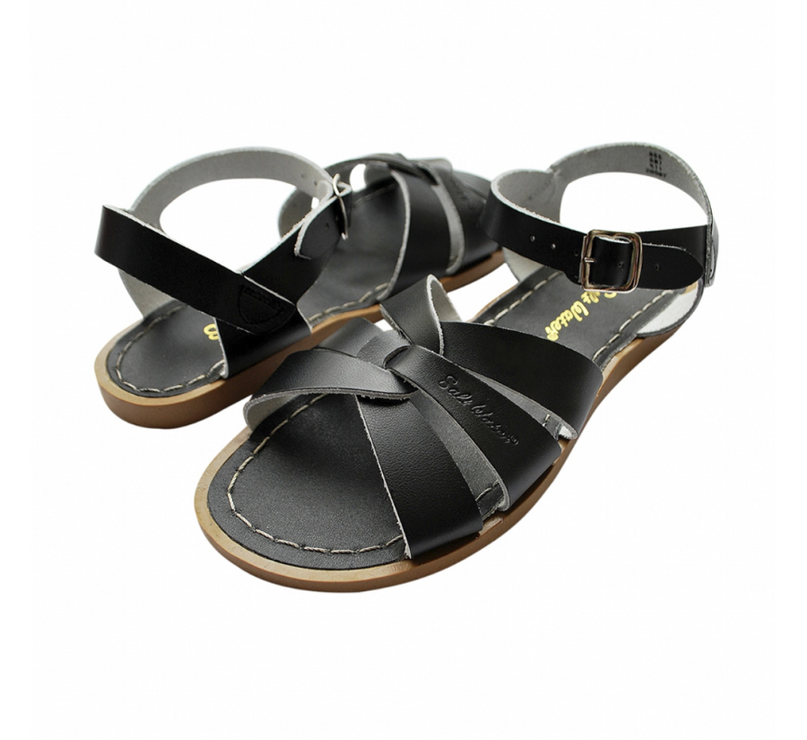 Salt Water - Sandals - Sandals Original Black