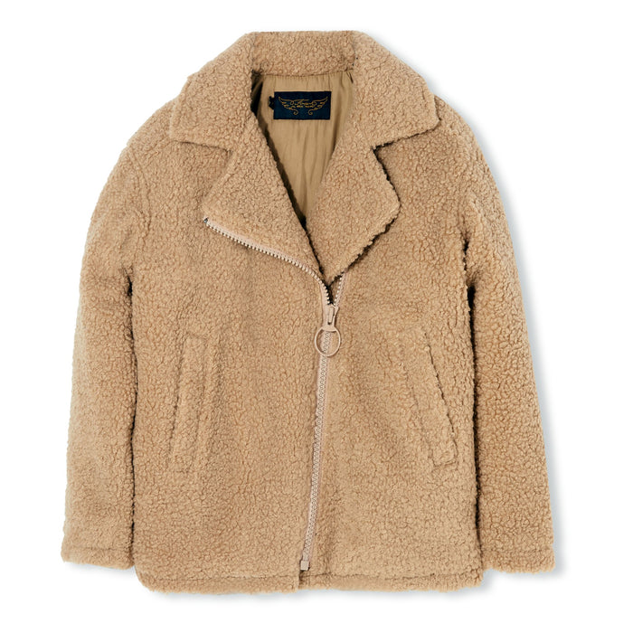 Darkstar Beige - Oversized Jacket