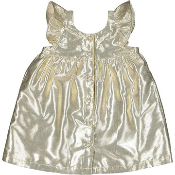 Dress Marily Lame Gold