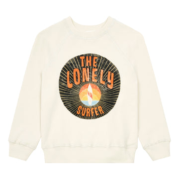 Lonely Surfer Sweatshirt Mastic