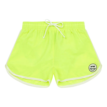Palm Smile Swimshorts Jaune
