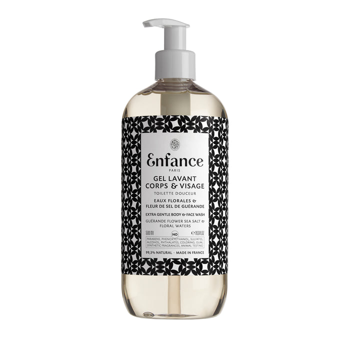 Gel Lavant Toilette  Douceur / Extra Gentle Body Wash