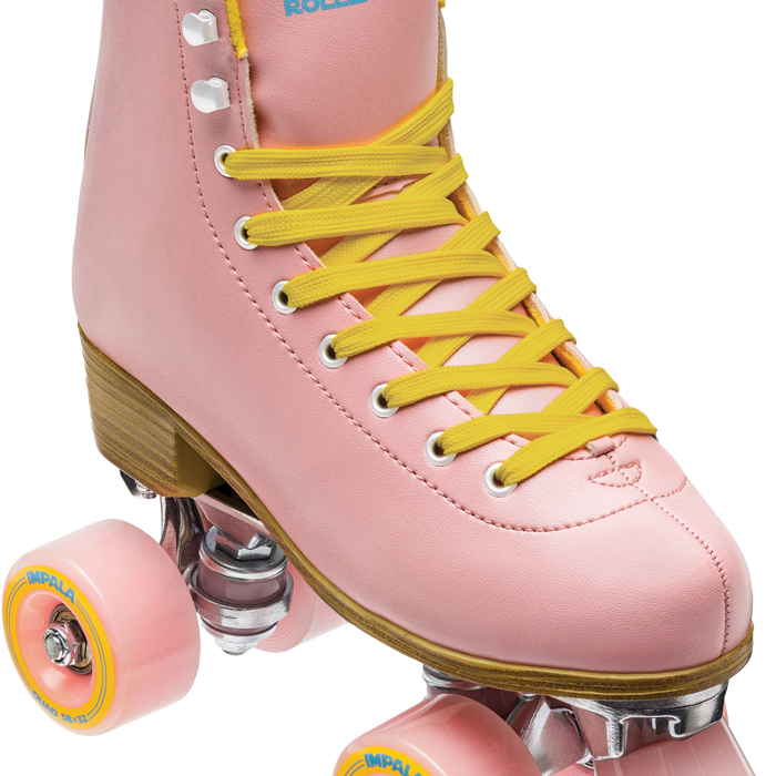 Impala Quad Skate Pink / Yellow